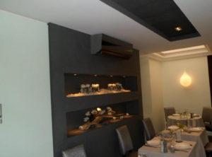 climatisation salle de restaurant