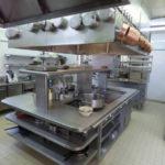 fourneau de cuisson rosinox